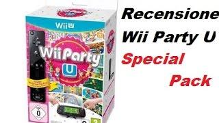 Recensione wii party u special edition + wii remote plus black ita