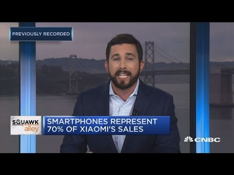 Xiaomi to Raise Up to 6.1 Bln U.S. Dollars in Hong Kong IPO from YouTube · Duration:  57 seconds