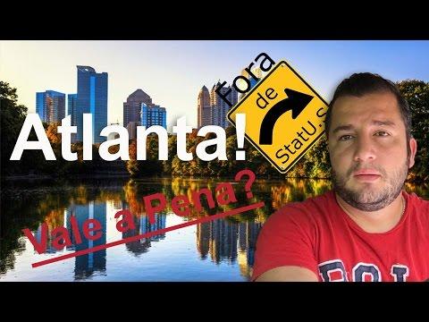 🇺🇸Brasileiros nos Eua   Morar em Atlanta
