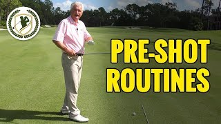 Golf Pre-Shot Routine Tips For Grip, Alignment & Posture