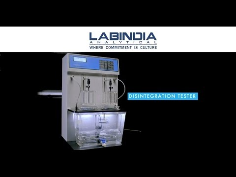 tablet-disintegration-tester,-physical-testing-instruments,-labindia-analytical