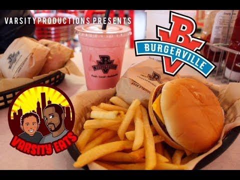 Varsity Eats- Burgerville