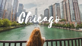 Vlog de calatorie | O zi in Chicago