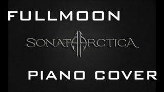 Sonata Arctica Fullmoon Piano Cover