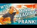 AMAZING Mind Reading MAGIC PRANK!