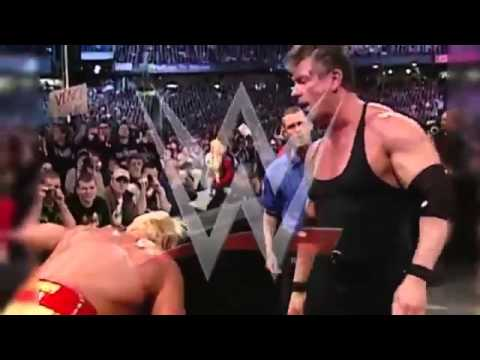 WWE Wrestlemania 19/2016 Hulk Hogan vs Vince McMahon 720p HD