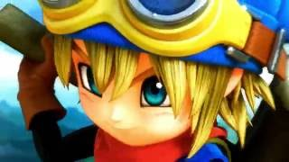Dragon Quest Builders Opening