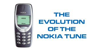 The Evolution of the Nokia Tune: 1994-2014