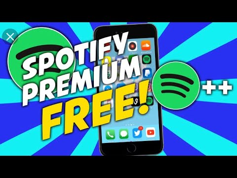 HOW TO INSTALL SPOTIFY++ iOS 11!!!