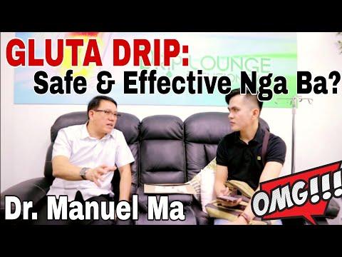 Ano ang GLUTA DRIP? Mga BENEPISYO at SIDE EFFECTS By Dr. Manuel