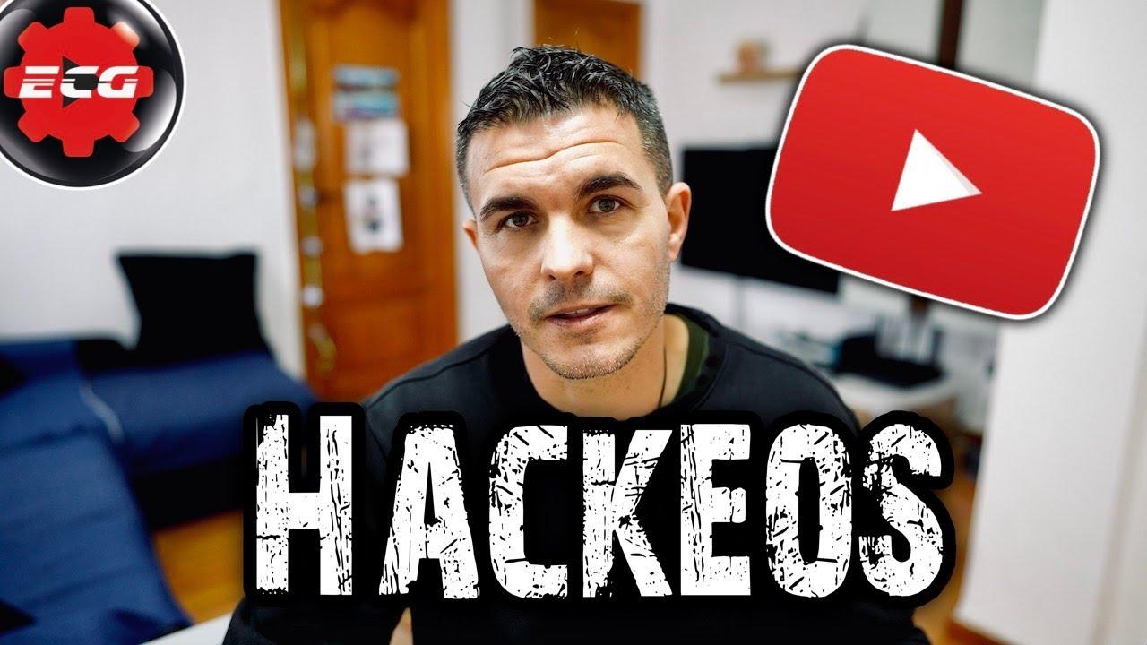 Robo de canales 😱 links afiliados [Vlog]