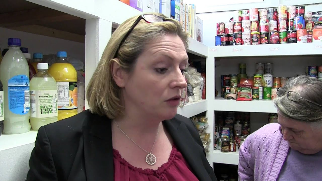 Benefits From Food Bank Ads