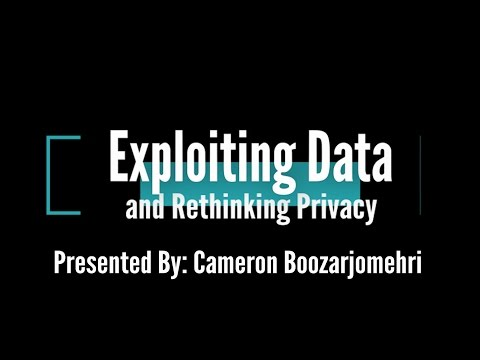 Data Privacy Talk [Live Seminar]