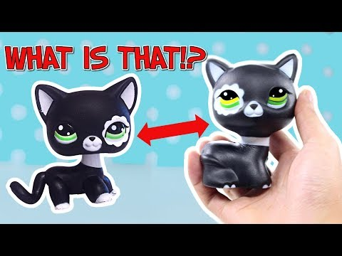 They Made FAKE LPS Squishies And They're Gross!