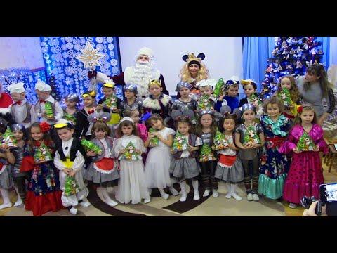 VLOG: Новый Год в Детском Саду.