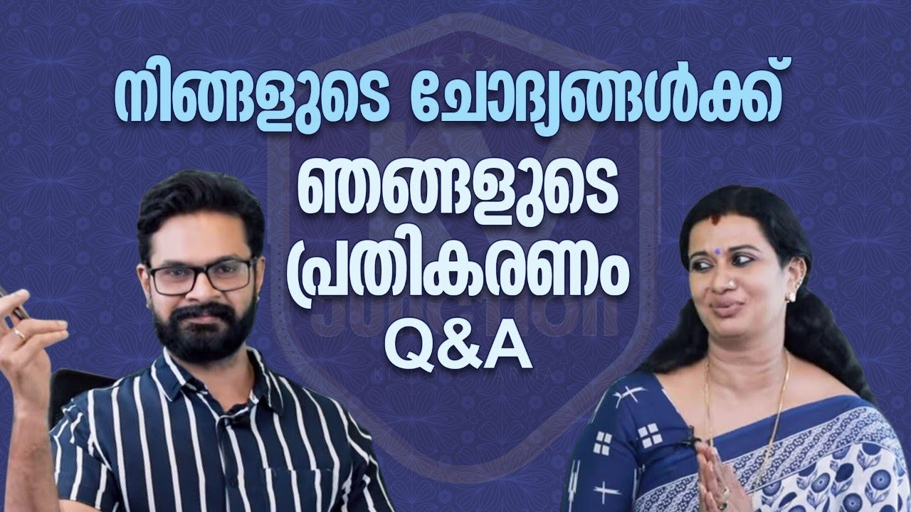 KV Junction | Our First Q&A | Reacting To Our YouTube Comments |  Kishore Varma | Devi Chandana