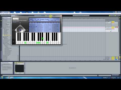 How to play Soulful Funky Deep House Piano Chords Music Production Tips 2014