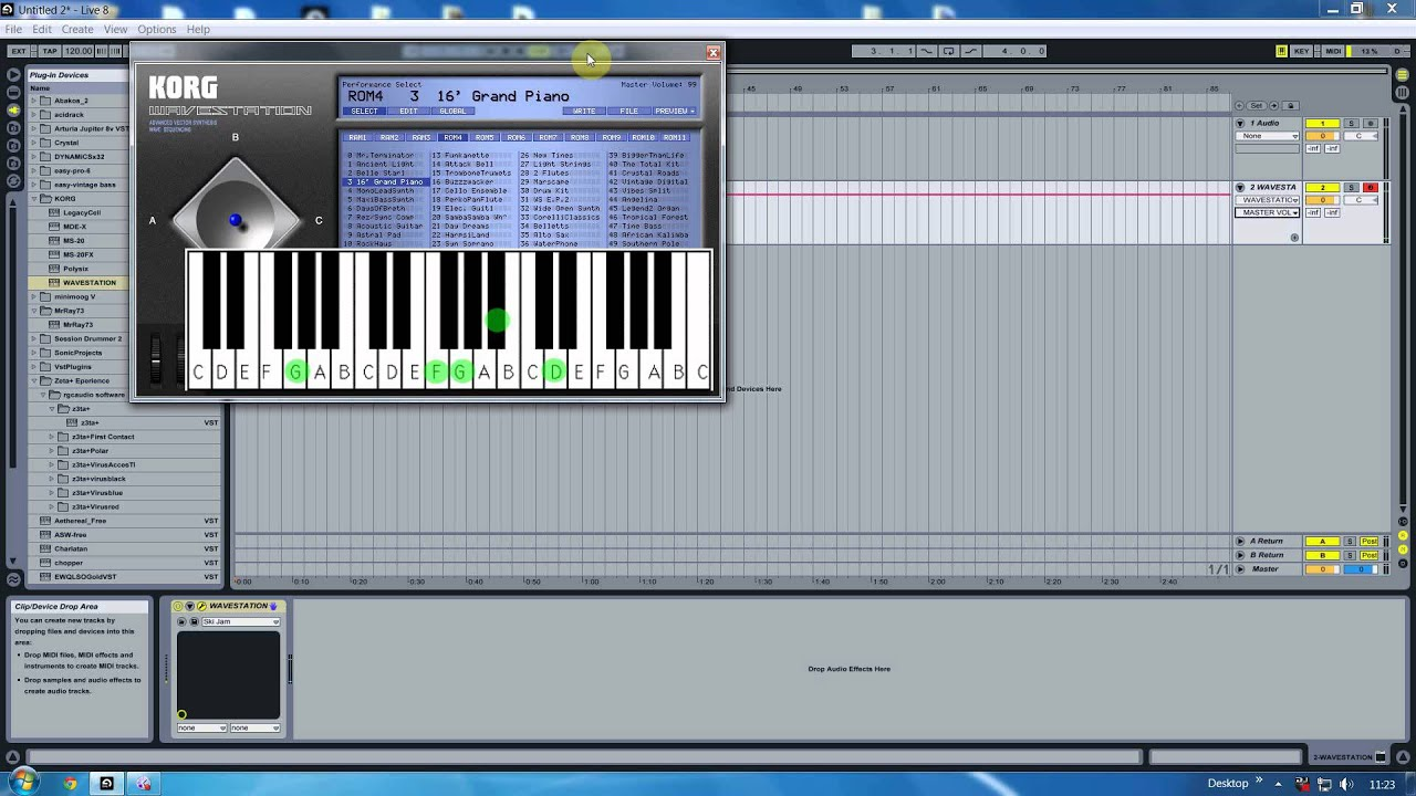 How to play Soulful Funky Deep House Piano Chords Music Production Tips 2014 - YouTube