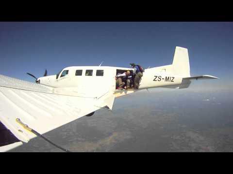 Swaziland Salgaocar Parachute Display(Trailer)