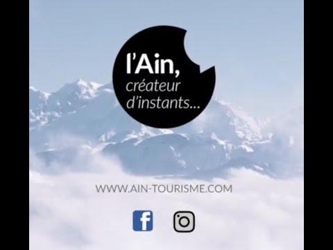 Vidéo Spot Radio Montagne de  l'Ain - Voix Off: Marilyn HERAUD