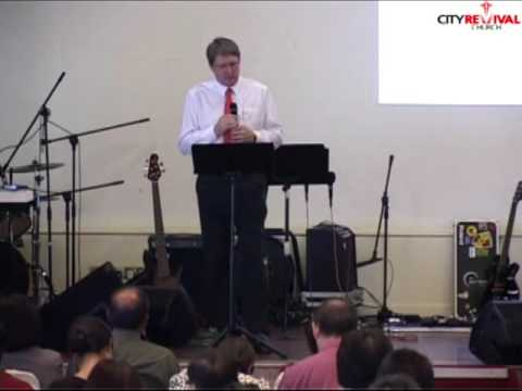 """""""Trust"""" - Gareth Thomas - excerpts of City Revival Church's Sunday service sermon on 16 August 2009."""