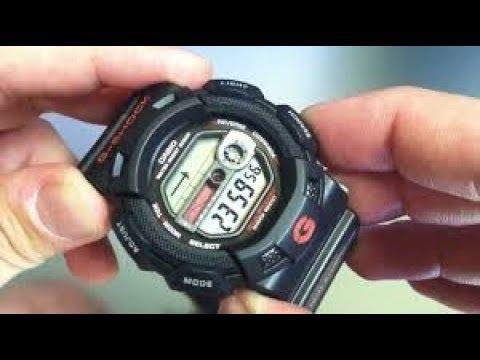 Casio G Shock G-9100-1ER  GULFMAN-Сопротивляемся тлену