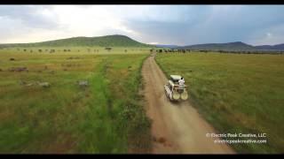 DJI Inspire 1 // Tanzania