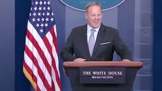 May 1, 2017 Sean Spicer White House Press Briefing  -Full Event