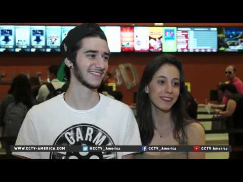 Brazil cinema doing well despite bad economy