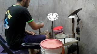 Linkin park - Numb Drum Cover By Pedro