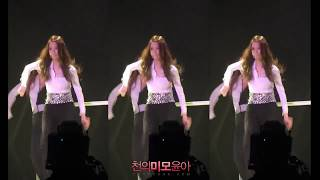 YoonA solo live 4minutes