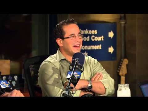 The Artie Lange Show -- Casey Stern (in-studio) Part 1