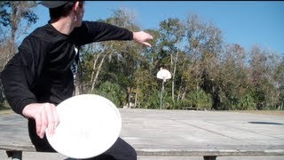 Top 21 Frisbee Trick Shots 2012 | Brodie Smith