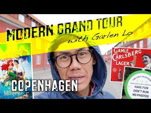 (Ep6) Copenhagen - Modern Grand Tour with Garlen Lo