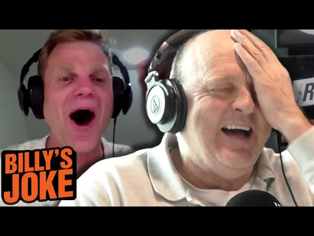 Billy Returns With One Of The All-Time Great Slaughterings Of His Joke | Rush Hour with JB & Billy
