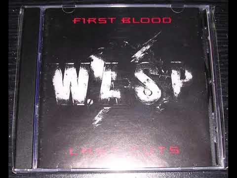 WASP  First BloodLast Cuts   Original  Press
