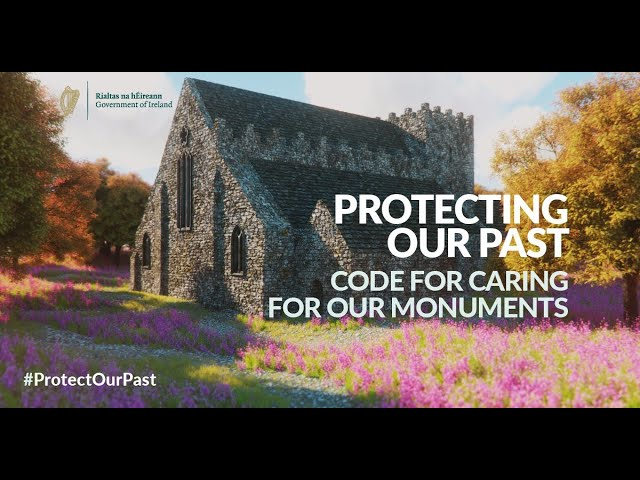 National Monuments Service's 'Protect Our Past' Campaign launched by Minister Noonan
