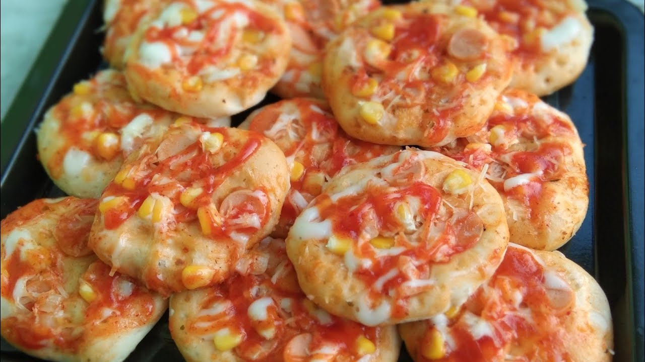 Cara Membuat Pizza Mini Pizza Teflon Ekonomis Ide Jualan Bisnis Youtube