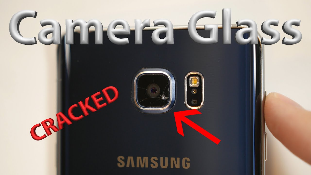 Note 5 Camera Glass Lens Replacement Video Galaxy S6 Too