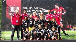 Feyenoord F1 - South Africa All Stars U9 3-0 (Robin van Persie U9 Tournament 2015)