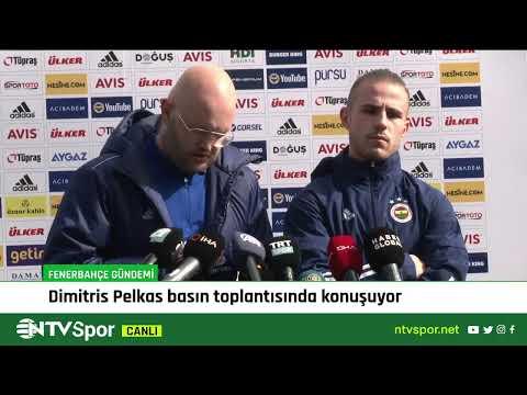 CANLI - Fenerbahçe'de Pelkas basın toplantısı düzenliyor