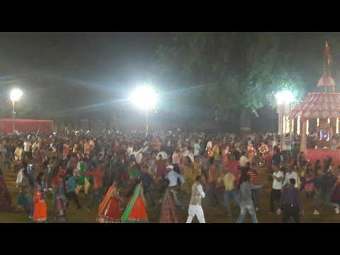 3rd Day Garba | Best Live Garba | Avasar Kalamandir | Manish Chaudhari