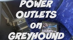 Q&A: Power Outlets on Greyhound Bus