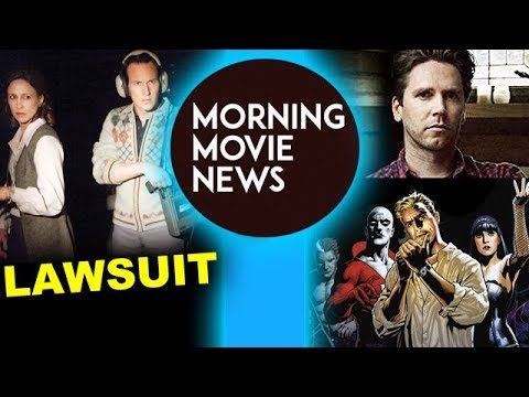 The Conjuring Lawsuit, Warner Bros vs Gerald Brittle! Gerard Johnstone on Justice League Dark