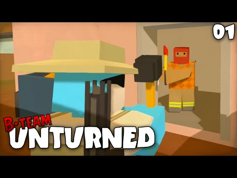 """B-TEAM UNTURNED 3.0 Part 1 - """"Romantic Times With Jay!!!"""" 1080p HD"""
