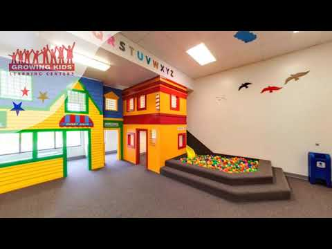 Virtual Tour Video of Growing Kids Learning Centers