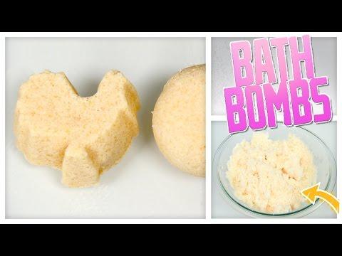 DIY Bath Bombs - Do It, Gurl