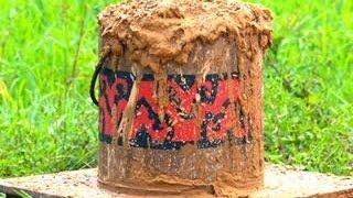 Survivor: Cagayan - Reward Challenge:  Mud Run