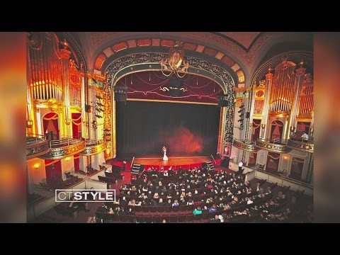 The Palace Theater in Waterbury  June 3, 2015