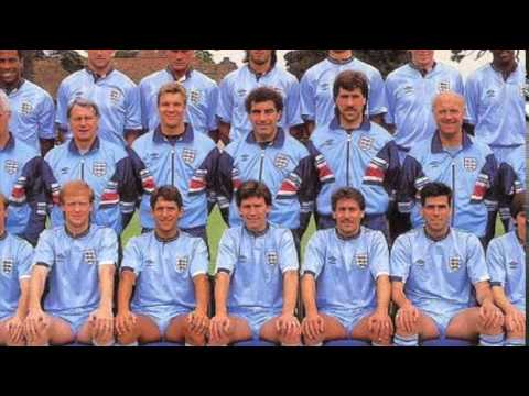 Hungary v England 1988